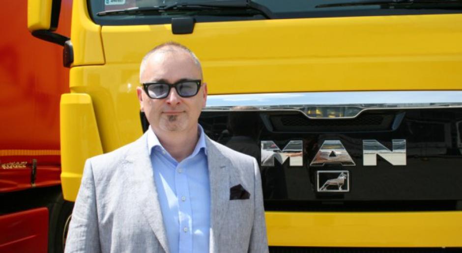 Zmiany w dyrekcji MAN Truck & Bus Polska