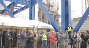 W Elektrowni Jaworzno III powstaje nowoczesny kocioł na biomasę