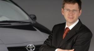 """W. Nowicki, Toyota: samochodem przyszłości hybryda """"z wtyczką"""""""
