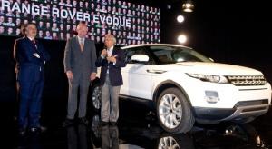 Land Rover rozpoczął produkcję modelu Evoque