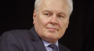 Minister Kraszewski: ustawa śmieciowa korzystna dla mieszkańców