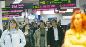 Ponad 9 mln pasażerów na polskich lotniskach w I poł. 2011