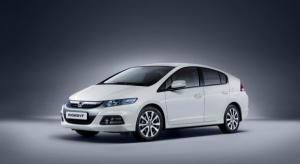Honda Insight: poniżej 100 g CO2/km