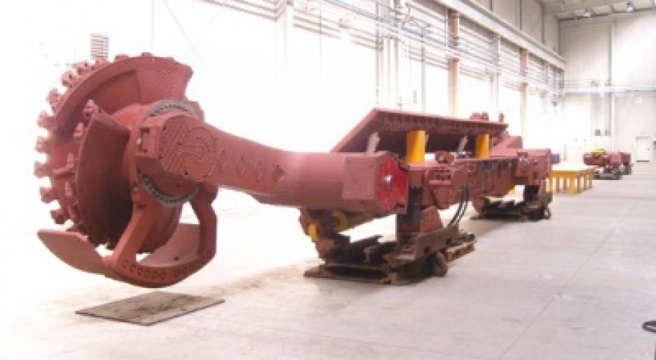 Utworzono Klaster Maszyn Górniczych