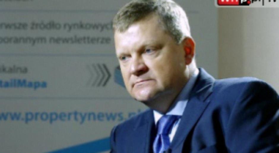 Property Forum 2011 – Michał Goli:  tereny poprzemysłowe interesują deweloperów
