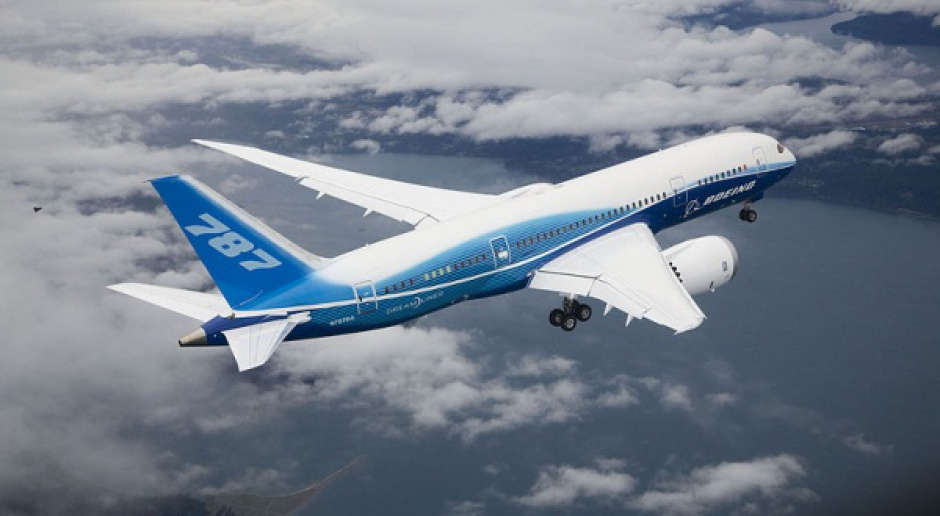 Pierwszy Dreamliner wylądował w Tokio