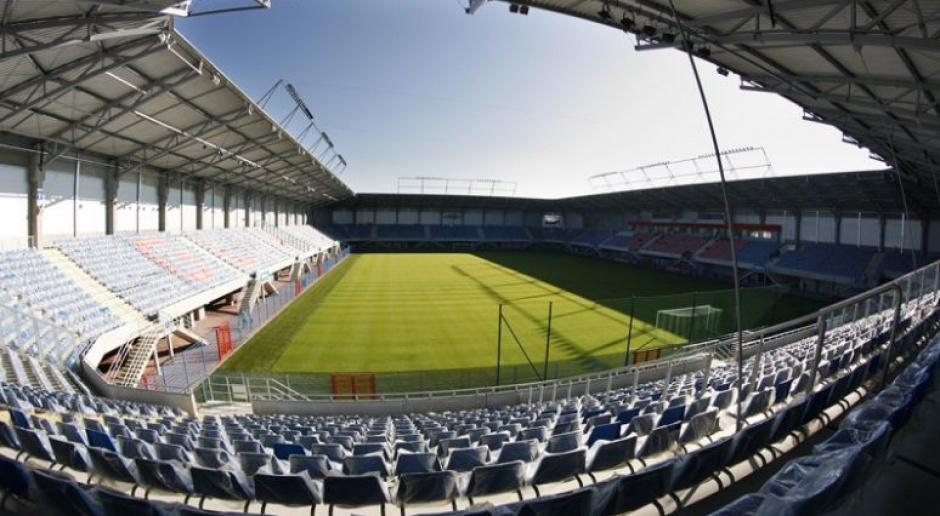 Nowy stadion Piasta Gliwice otwarty