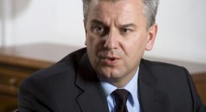 Grabarczyk ma zostać kandydatem PO na wicemarszałka Sejmu