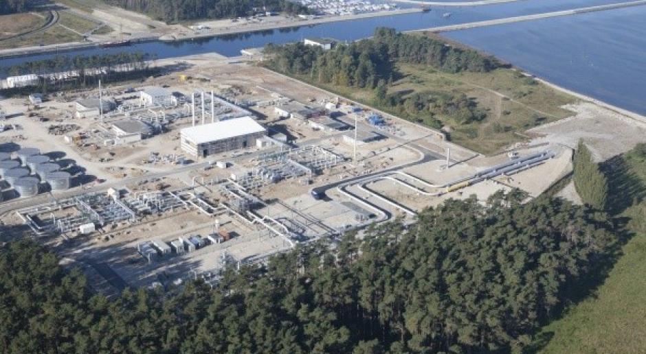Nord Stream został oddany do użytku