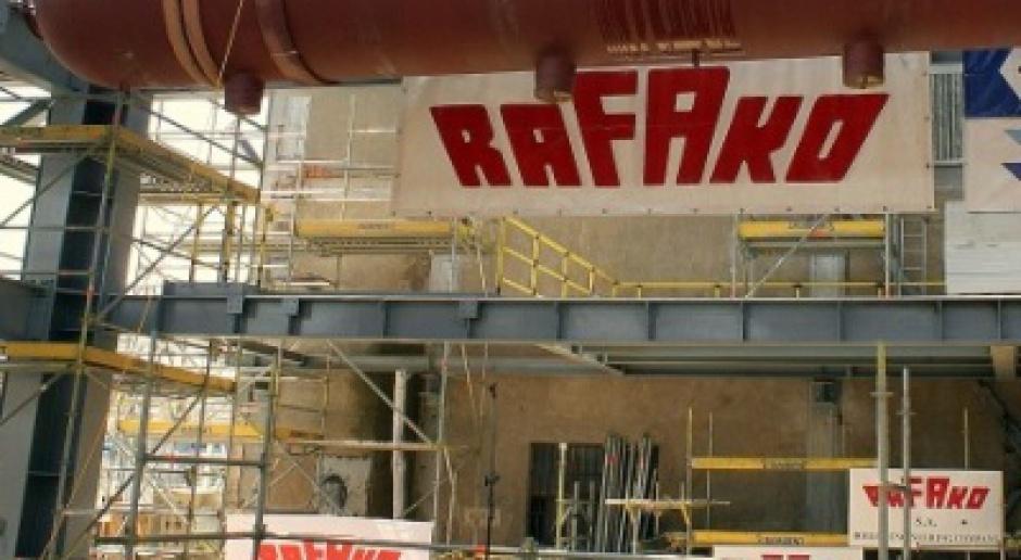 PBG zapłaci Elektrimowi mniej za Rafako