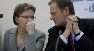 D. Tusk: to jest rząd potencjalnie silny
