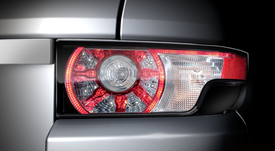 Nowy system Hella w światłach Range Rovera
