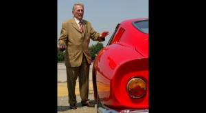 Zmarł Sergio Scaglietti - współtwórca legendy Ferrari