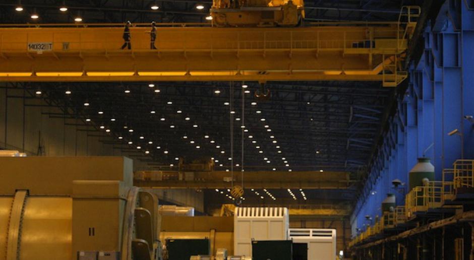 W listopadzie produkcja prądu większa o prawie 7 proc.