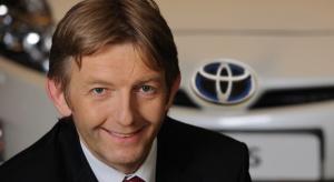 Zmiany w kierownictwie Toyota Motor Poland
