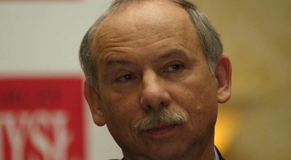 Janusz Lewandowski, komisarz UE ds. programowania finansowego i budżetu