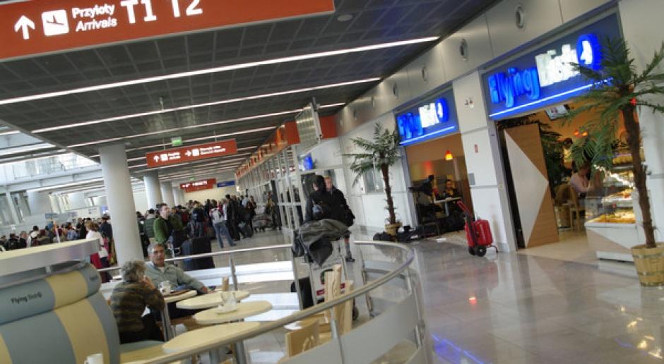 Lotnisko Chopina wyda 2 mln zł na przygotowania do Euro 2012