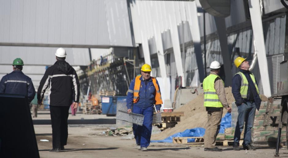 Rosną płace i zatrudnienie w budownictwie