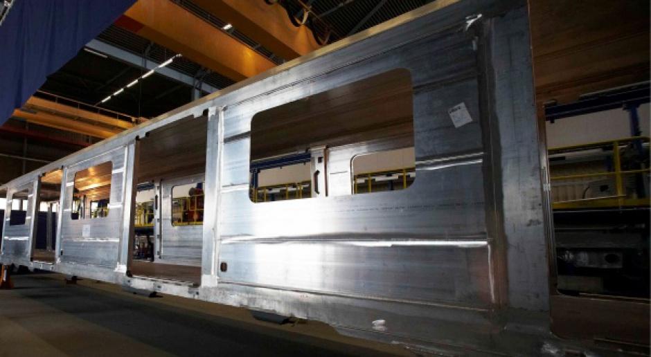 Siemens produkuje pociągi dla warszawskiego metra