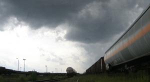 Drugi pociąg kontenerowy Maersk Polska