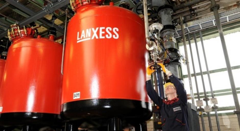 Świetne wyniki koncernu Lanxess w Polsce i na świecie