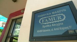 Famur chce przejąć ZMG Glinik za 16 mln zł