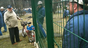 Strajkujący w Hucie Batory są zdeterminowani