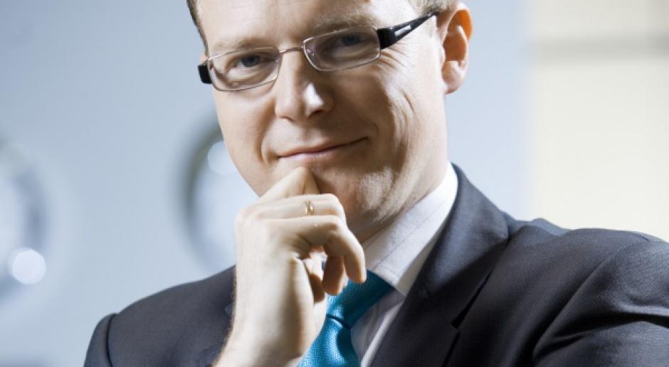 Krzysztof Krystowski nowym prezesem Grupy Bumar