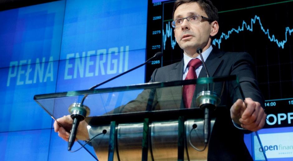 Budzanowski: zatrzymanie Żarnowca było fundamentalnym błędem