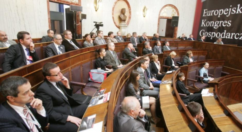 Infrastruktura i inwestycje tematami Europejskiego Kongresu Gospodarczego