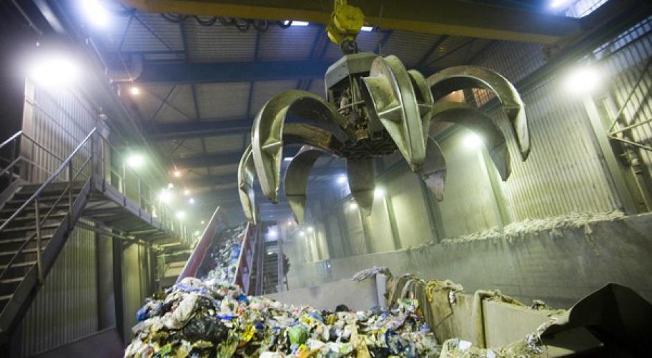 Mogą być problemy z odpadami ze spalarni śmieci