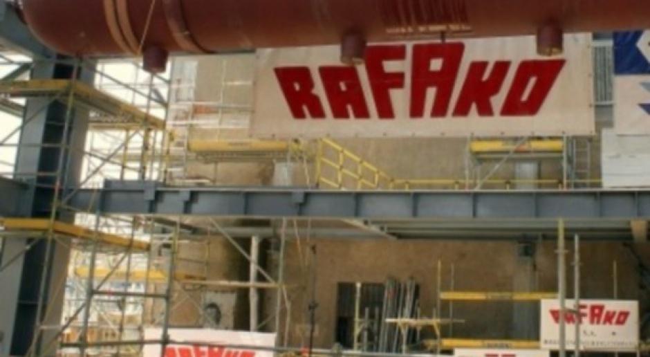 Rafako: lepsze wyniki i 5 mld zł w portfelu zleceń