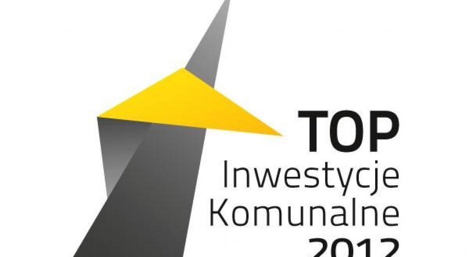 Oto Top 10 Inwestycji Komunalnych 2012. Wręczenie nagród podczas Europejskiego Kongresu Gospodarczego