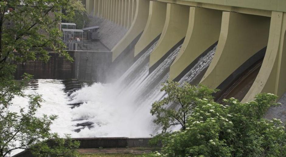 Energa nie sfinansuje sama budowy zapory na Wiśle