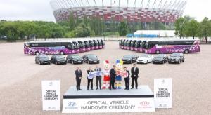 Skąd pochodzą autokary na Euro 2012?
