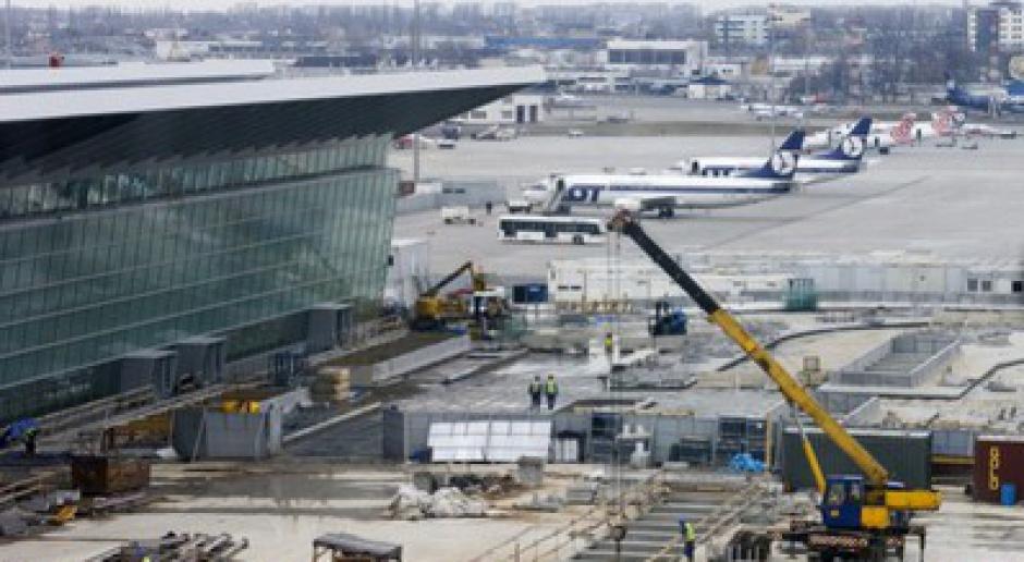 Wokół lotnisk będą się rozwijać airport cities