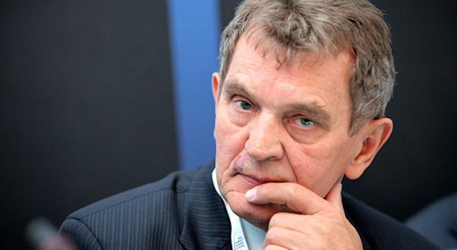 Konrad Jaskóła, prezes Polimeksu-Mostostalu