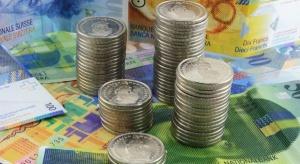 NBP zawarł porozumienie na swapy walutowe na parze CHF/PLN