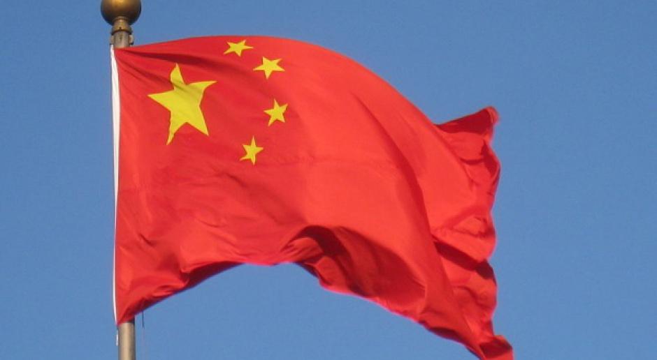Chiny - smok na surowce