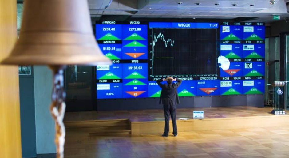 Rynek kapitałowy na rozdrożu