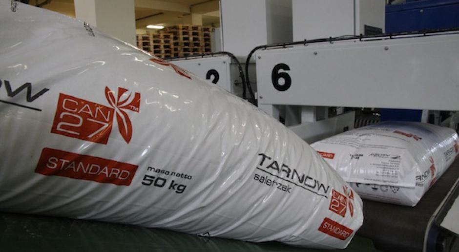 Fuzja na nawozie - rynek po połączeniu Tarnowa i Puław