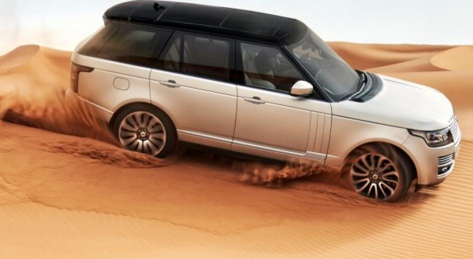 Range Rover IV: nie tylko dla rodziny królewskiej
