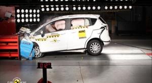 Euro NCAP rozbiła kolejne premierowe auta