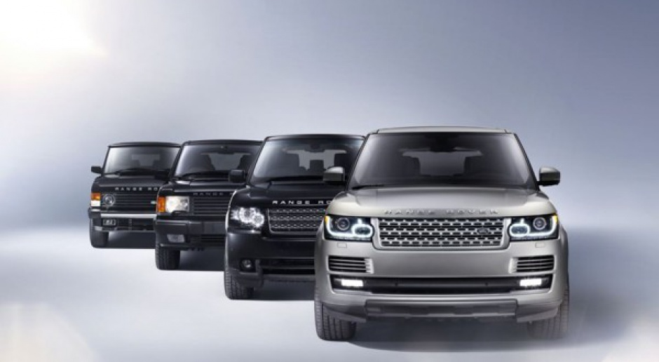 Range Rover jakiego nie było