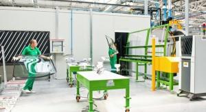 Pilkington w Chmielowie produkuje szyby do aut osobowych i ciężarowych