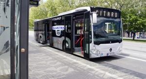 "Citaro został ""Autobusem Roku"" bo ..."