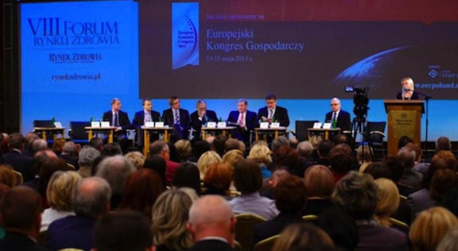 Ważne sprawy branży medycznej na Forum Rynku Zdrowia