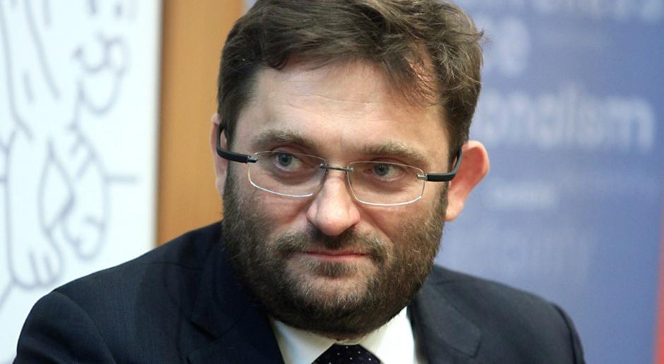 Paweł Tamborski, wiceminister skarbu
