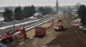 Budownictwo kolejowe podzieli los drogowego? Bardzo możliwe