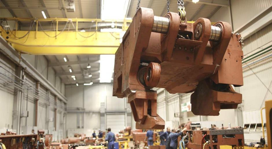 W kraju za ciasno dla producentów urządzeń górniczych